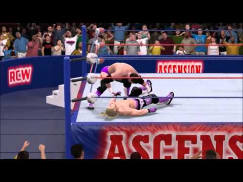 RCW Ascension: Frankie Oxley vs.  Martin Corby