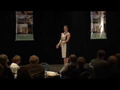 Agriculture in the Hands of the Future - Leona Dargis