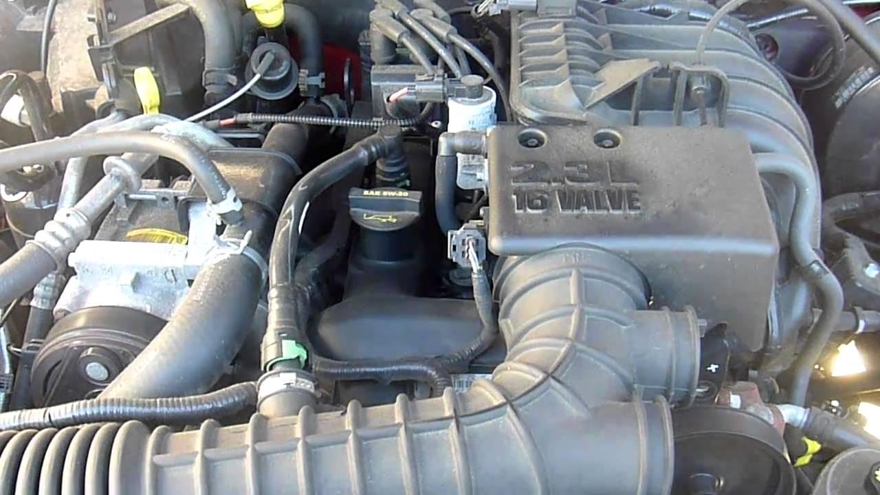 2006 Ford Ranger XLT 23L Engine Running  YouTube