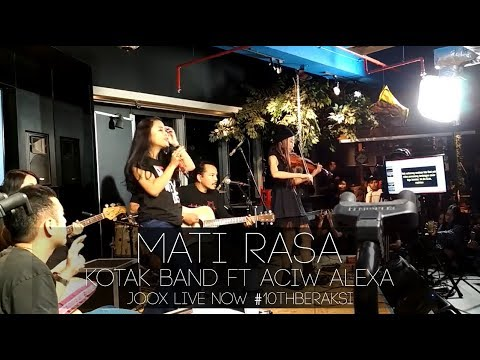 KOTAK Mati Rasa ft Aciw Alexa (acoustic live)