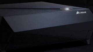 CORSAIR BULLDOG 2.0 High Performance PC Barebone Kit