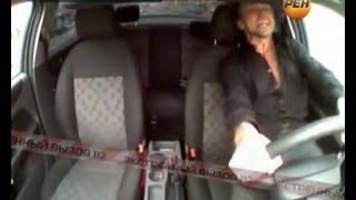 Наркоман угнал полицейскую машину. Экстренный вызов