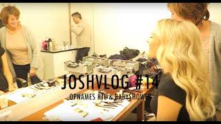 JOSHVLOG #14   Opnames RTL & Babyshower