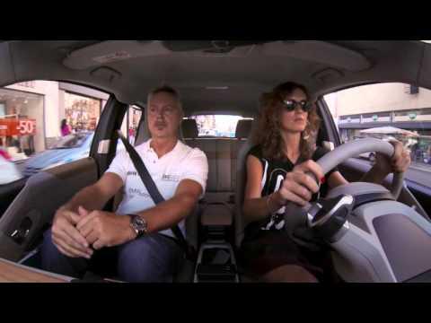 BMW i3 ElectriCity - Raffaella Amoroso