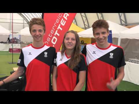 Youth Olympic Team Austria - Einkleidung - EYOF Tiflis 2015