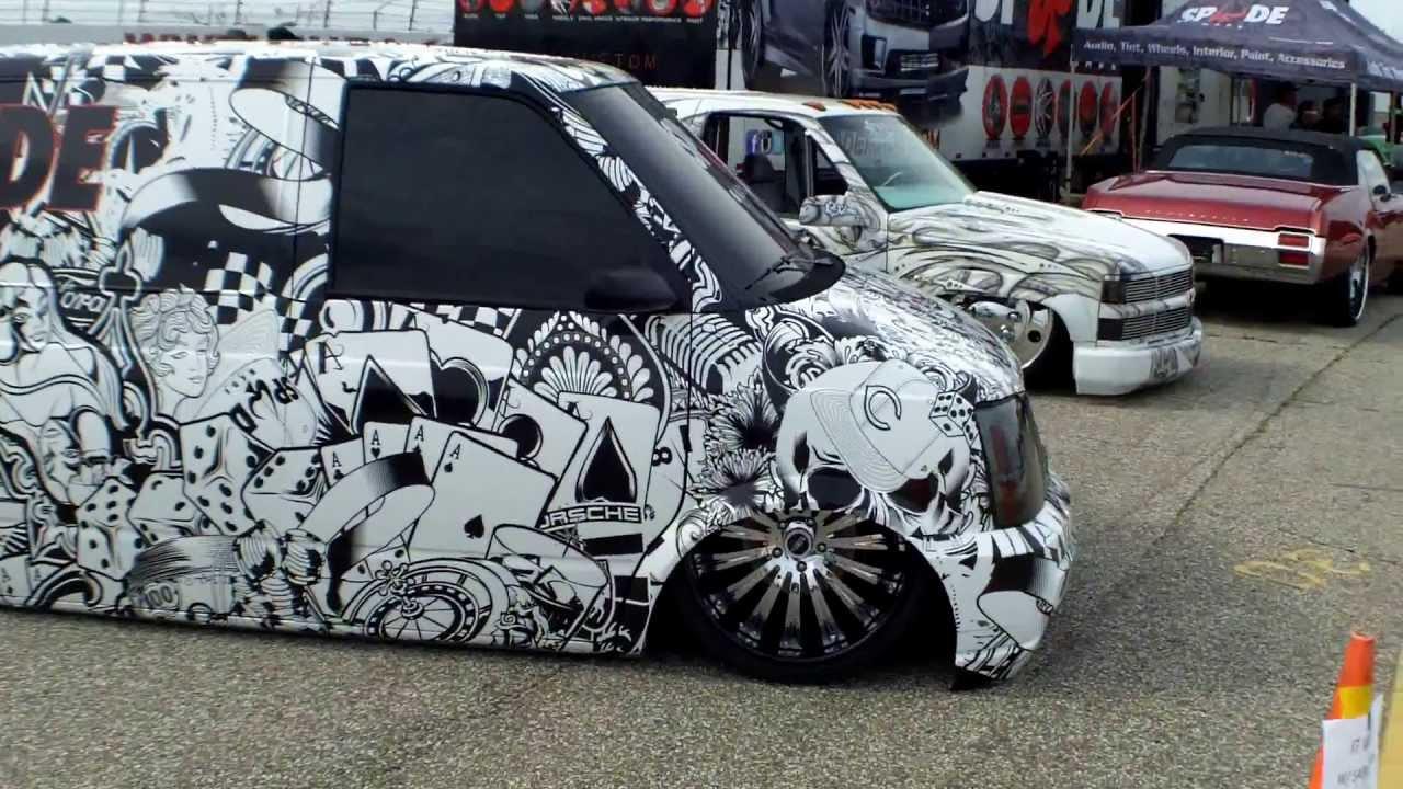 Custom Paint Cars Designs