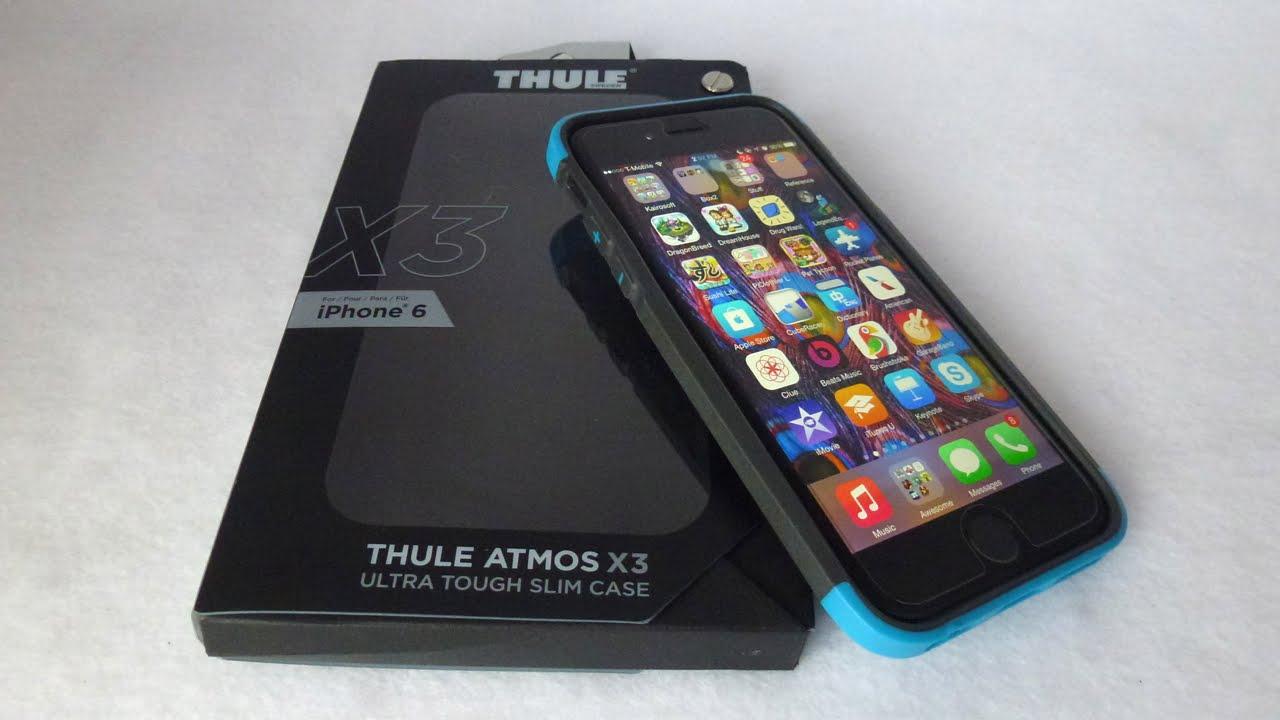 new arrivals 0de53 990e1 Thule Atmos X3 for iPhone 6--Marvelous!