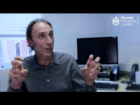 "Will Self -- ""Brunel University is Centre of Universe"" 