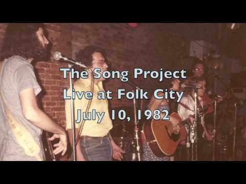 The Song Project live at Folk City in 1982