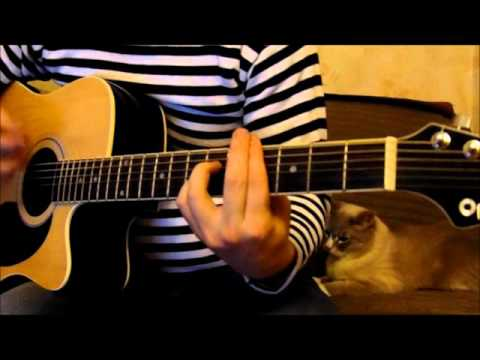 ABBA - Happy new year (guitar cover)