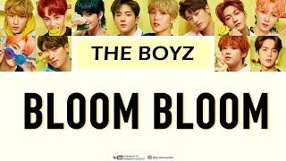 THE BOYZ - BLOOM BLOOM Easy Lyrics by GOMAWO [Indo Sub]