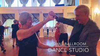 Wednesday Night Socials at Royal Ballroom are the Best!