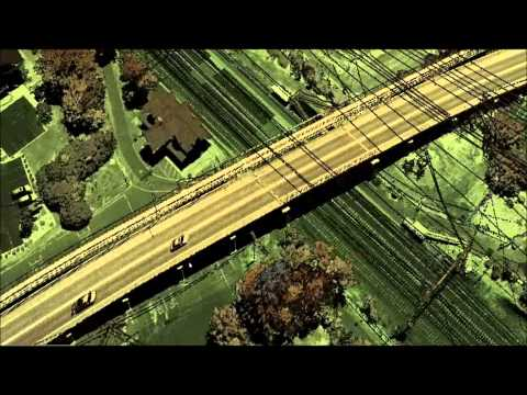 Axis Geospatial Highway Mapping with Airborne LiDAR.wmv