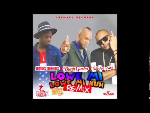 Ding Dong, Sean Paul, Bunji Garlin - Lowe Mi (Remix) (Official Audio) - 2015 - 21st Hapilos