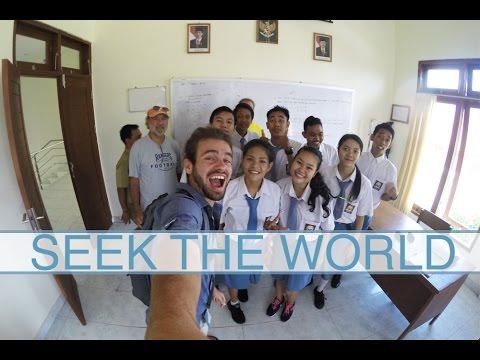 Bali Deaf School in Jimbaran, Bali, Indonesia!