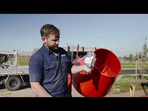 The Brick Business: Mix A Batch Of Mortar   4K