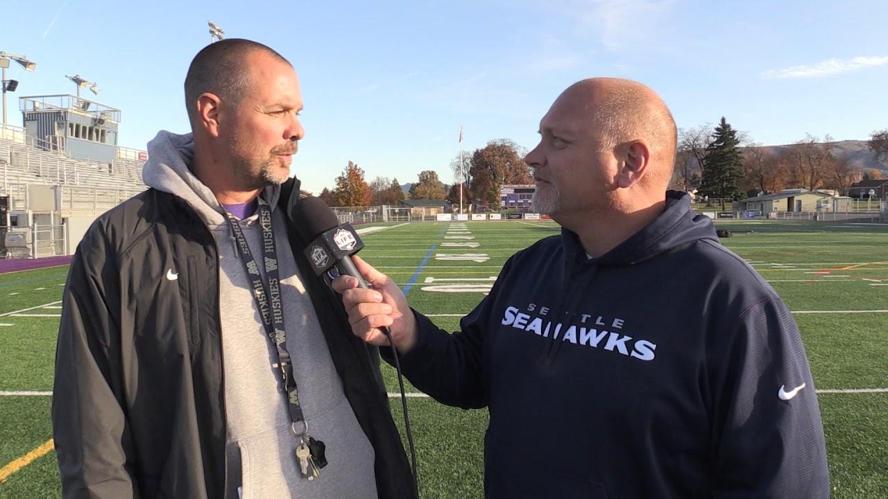 Wenatchee Coach Scott Devereaux on Big Plays 2019-11-07