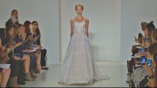 Kelly Faetanini ~ Fall 2015 Bridal Collection Runway Show