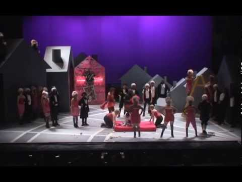 UCT OPERA SCHOOL - The Rake's Progress - 2