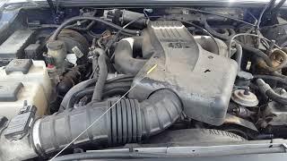 Контрактный двигатель Ford (Форд) 4.0   Где купить?   Тест мотора