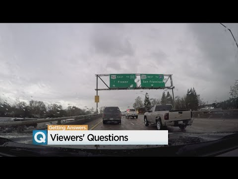 Viewer Questions: What's Up With This Interstate 5 Connector To Highway 50