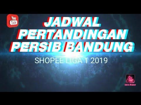 Jadwal Pertandingan PERSIB BANDUNG Di Shopee Liga 1 2019