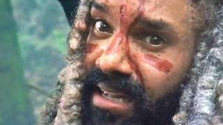 The Walking Dead Shiva Death Scene
