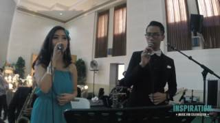 Download lagu YovieNuno Janji Suci Wedding Music Bandung MP3
