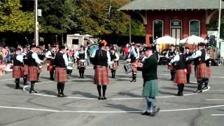 2015 Celtic Classic St. Columcille United Gaelic Pipe Band Grade 4 Medley