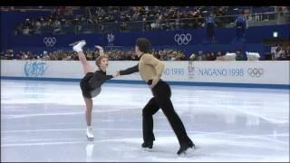 Elena Berezhnaya - Anton Sikharulidze 1998 Nagano Olympic Ex