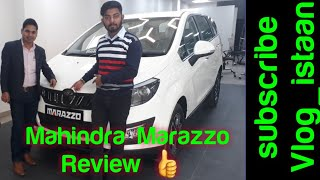 Mahindra Marazzo review in Hindi || cheapest car of Mahindra.
