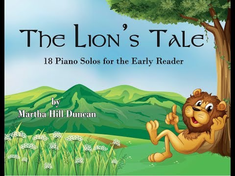 The Cookie Jar from The Lion's Tale for Piano by Martha Hill Duncan