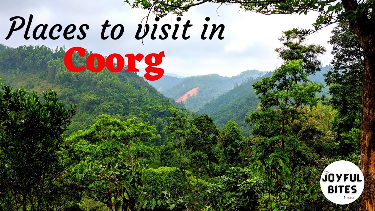 Coorg Tourist Places In Tamil