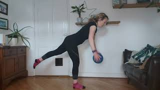 Video 28 Small ball workout 1.