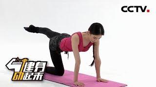 《健身动起来》侴陶带来身体核心及腿部力量训练 20190122 | CCTV体育