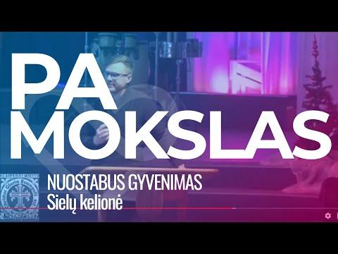 2018 12 30 Paskutinis Metų Tarnavimas - Sielų Kelionė Daumantas Ivanauskas