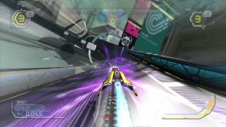 Wipeout HD Race (1080p Game Capture HD)
