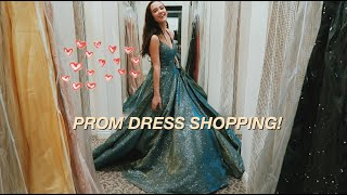 prom shopping