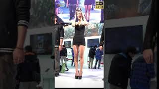 2018 台北國際電玩展 Taipei Game Show 迷你裙辣妹玩蘿蔔蹲(直錄 手機觀看)(4K HDR)[無限HD]🏆