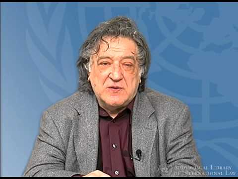 Anthony D'Amato on Sources of International Law (Part 2: Customary International Law)