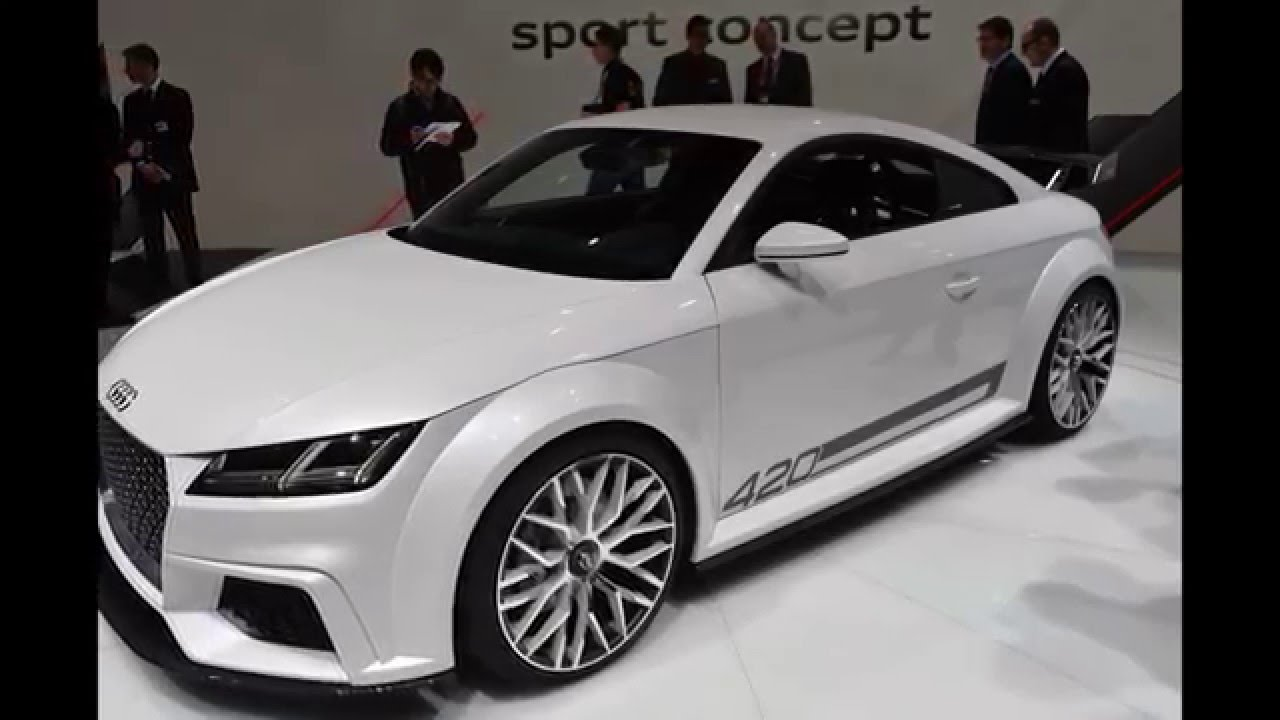audi tt rs 2016 - youtube