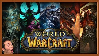 THE TOP 5 WoW EXPANSIONS - From the Worst to Best!