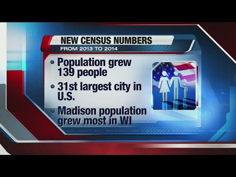 New census numbers rank Milwaukee