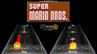 Super Mario Bros. Music (SiIvaGunner) - Invincible (Latin America Version) (Bass; Rhythm)
