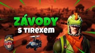 Drtíme duo SQUADY - Fortnite Duo w/ T1reXxo