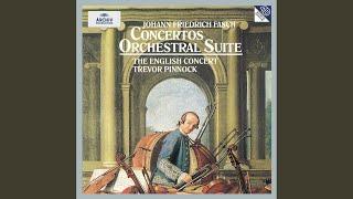 Fasch: Overture (Orchestral Suite) in G minor FWV K:g2 - 5. Aria. Allegro