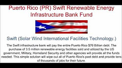 Puerto Rico Swift Renewable Energy Infrastructure Bank Fund Swift