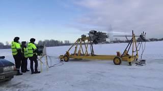 Первый в мире полностью алюминиевый авиадвигатель создали в НГТУ