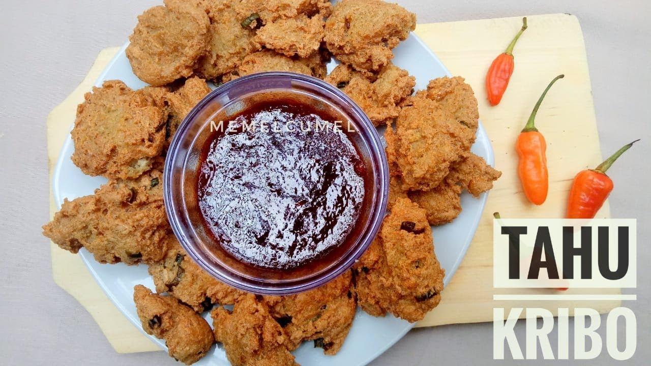 Tahu Kribo Makanan Unik 2019 2 Resep Makanan Simple Youtube