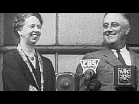 Why Eleanor Roosevelt Visited Active War Zones During WWII